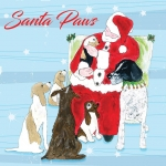 Christmas Cards – Santa Paws