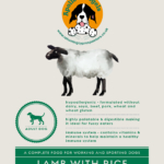 Super Premium Lamb and Rice (Copy)